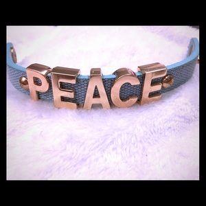 BCBGeneration Peace bracelet